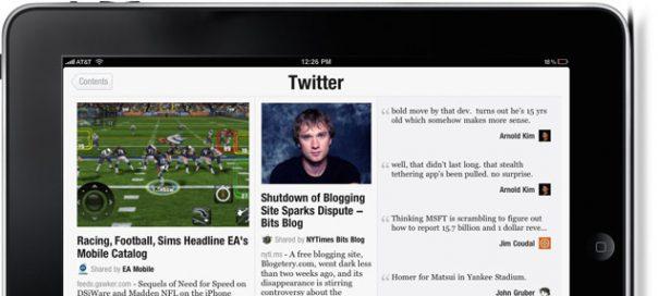 Twitter pourrait racheter Flipboard