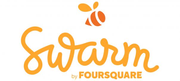 Foursquare Swarm : Retour du Mayorship & arrivée des stickers