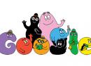 Google : Barbapapa, les personnages pour enfants en doodle