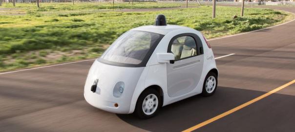 Google : La voiture autonome sur les routes cet été