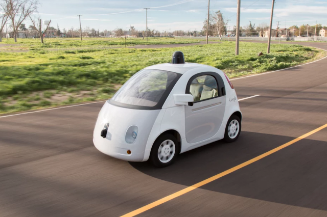 Google : Voiture autonome
