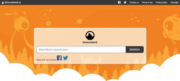Grooveshark : Clonée, la plateforme de musique renaît