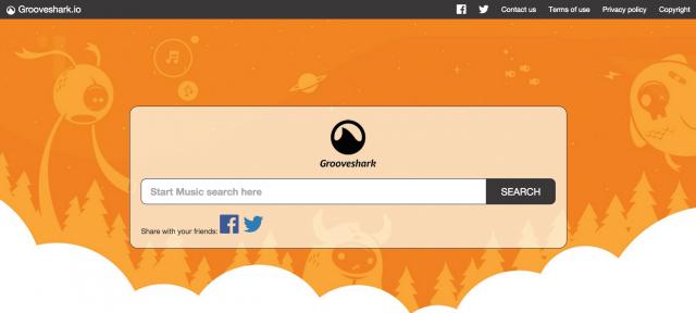 Grooveshark.io