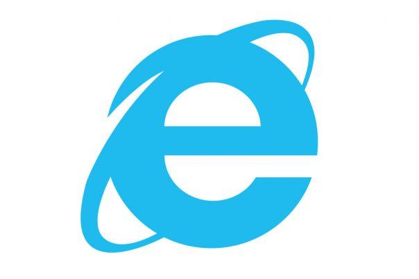 Logo Microsoft Internet Explorer