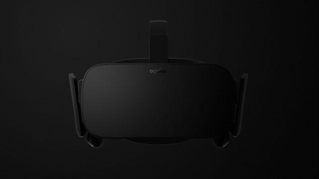 Oculus Rift design