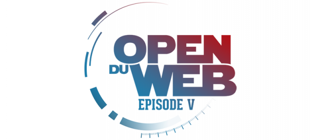 Logo Open du web - Episode 5