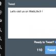 TweetDeck : Eviter les tweets envoyés par erreur