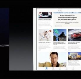 Apple : Lancement de l'agrégateur d'articles News