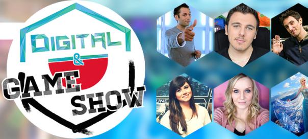 Digital & Game Show 2015