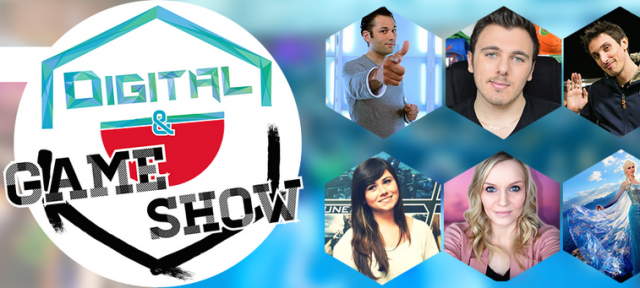 Logo Digital & Game Show