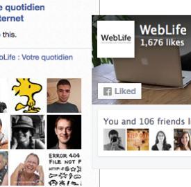 Facebook : La Like Box remplacée par le Page Plugin
