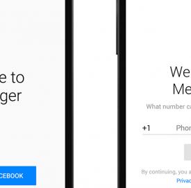 Facebook : Messenger ne nécessite plus de compte Facebook