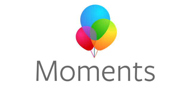 Logo Facebook Moments