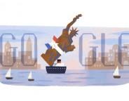 Google : Quelle est la hauteur de la Statue de la Liberté ?
