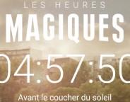 Google : Découvrez «Les Heures Magiques» à Paris
