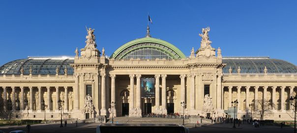 Google : Visite virtuelle du Grand Palais & expositions interactives