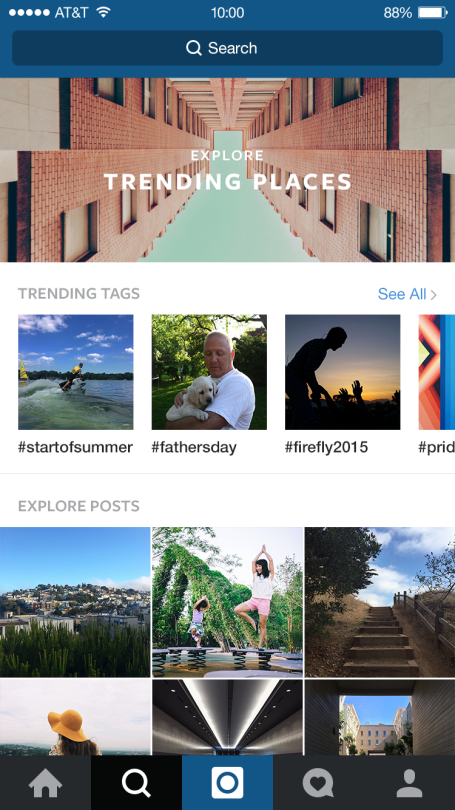 Instagram Trending Topics