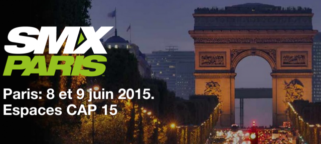 Logo SMX Paris 2015