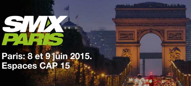 Logo SMX Paris 2015