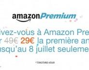 Offres exceptionnelles pour les 20 ans d'Amazon