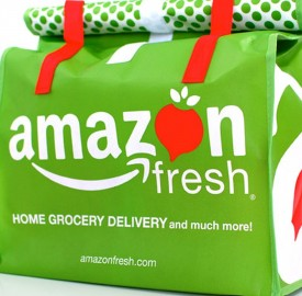 Amazon se lance dans le click and collect alimentaire