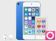 Apple : Nouveaux iPod