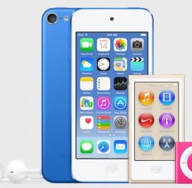Apple : Trois nouveaux iPod à venir