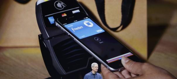 Lancement d'Apple Pay demain en Angleterre