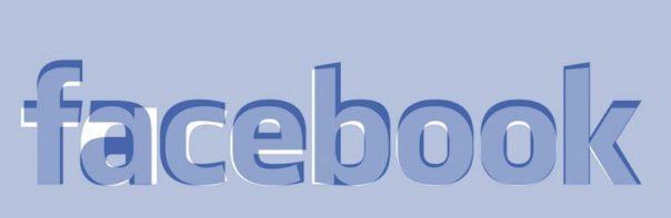 Facebook : Nouveau logo vs ancien logo