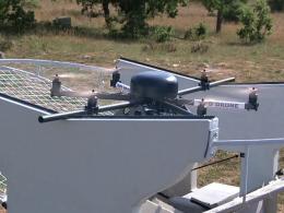 Geopost : Terminal de livraison pour drone