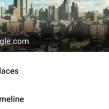 Google Maps : Visualisez tous vos déplacements dans l'application