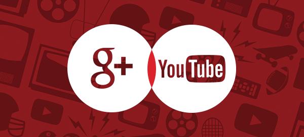 YouTube et Google+ ne seront bientôt plus liés