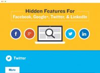Réseaux sociaux : Fonctionnalités cachées