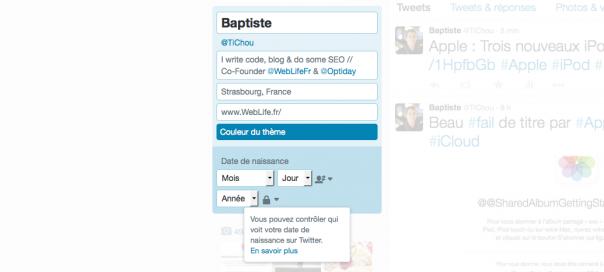 Twitter : Fêter son anniversaire avec ses abonnés