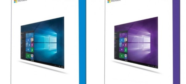 Windows 10 : Design du packaging connu ?