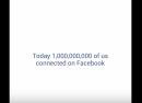 Facebook : Un milliard d'utilisateurs en une seule journée