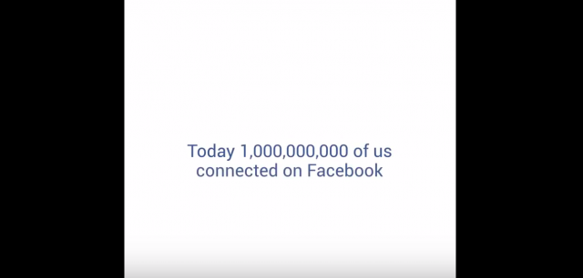 Facebook 1 million utilisateurs