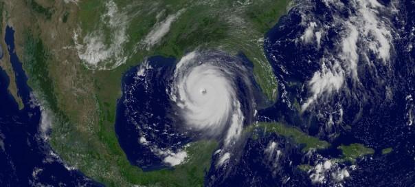 Google : Suivi des ouragans en direct