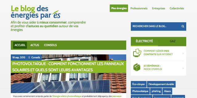 Blog Electricite de Strasbourg