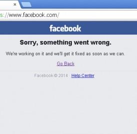 Lorsque Facebook tombe c'est Twitter qui en profite !