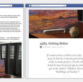 Facebook : Arrivée des blogs avec Notes