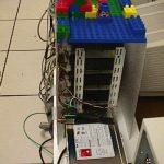 Google : Serveur Lego