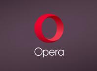 Opera : Nouveau logo 2015