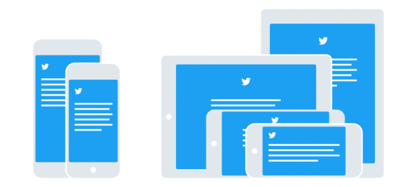 Twitter : Nouvelle application multi-devices sous iOS