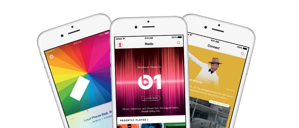 apple music une application android pour bient t weblife. Black Bedroom Furniture Sets. Home Design Ideas