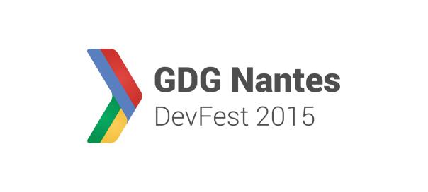 DevFest Nantes 2015