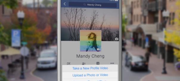 Facebook : Profil vidéo