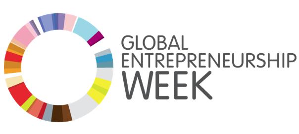 Logo Global Entrepreneurship Week