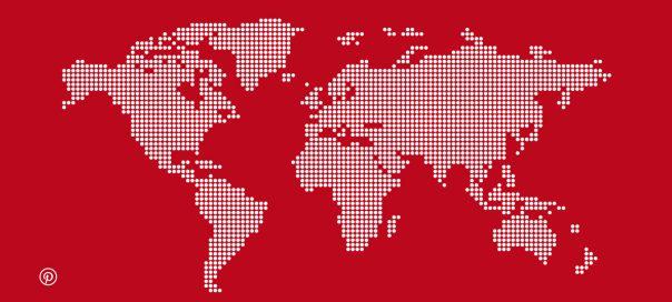Pinterest : Recherche géolocalisée & suggestions