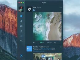 Twitter for Mac : Application OS X